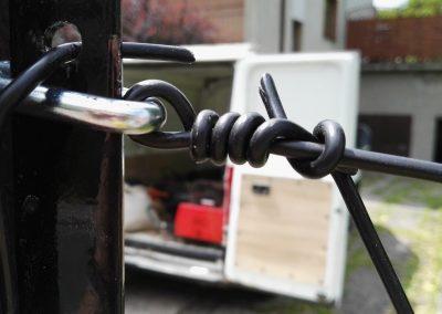 drut naciągowy