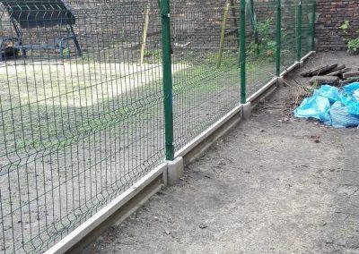 ogrodzenie panelowe 2