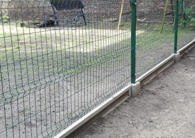 ogrodzenie panelowe