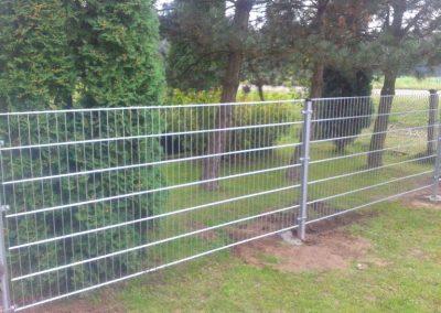 ogrodzenie panelowe w piotrowicach