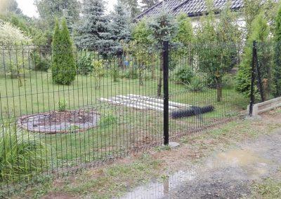 ogrodzenie w wołowicach