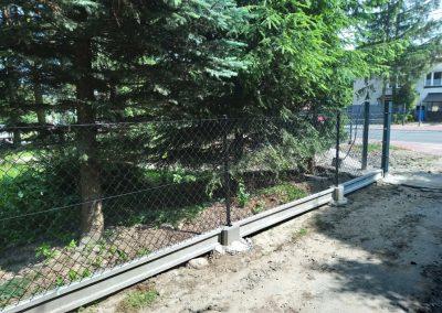panel ogrodzeniowy