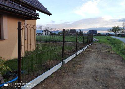 ogrodzenie panelowe wieprz