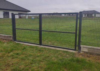 brama panelowa Frydrychowice