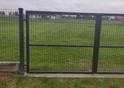 brama panelowa atracyt